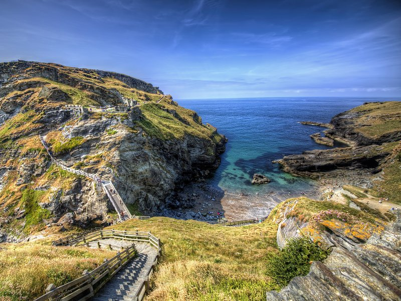 Gulct Wing Situated In Tintagel Updated 2019 Holiday