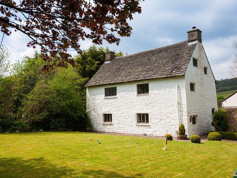 A Grade II listed property