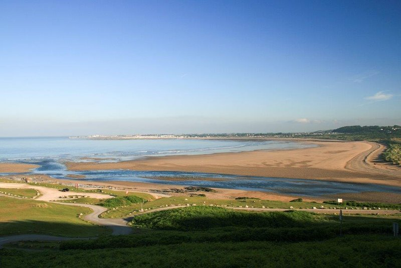 Ogmore by Sea is within easy reach of the property.