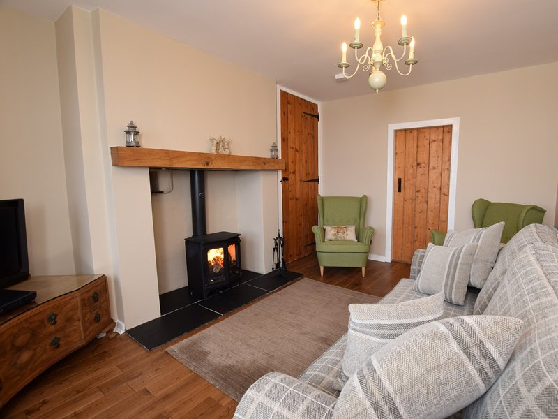 A tranquil and cosy lounge