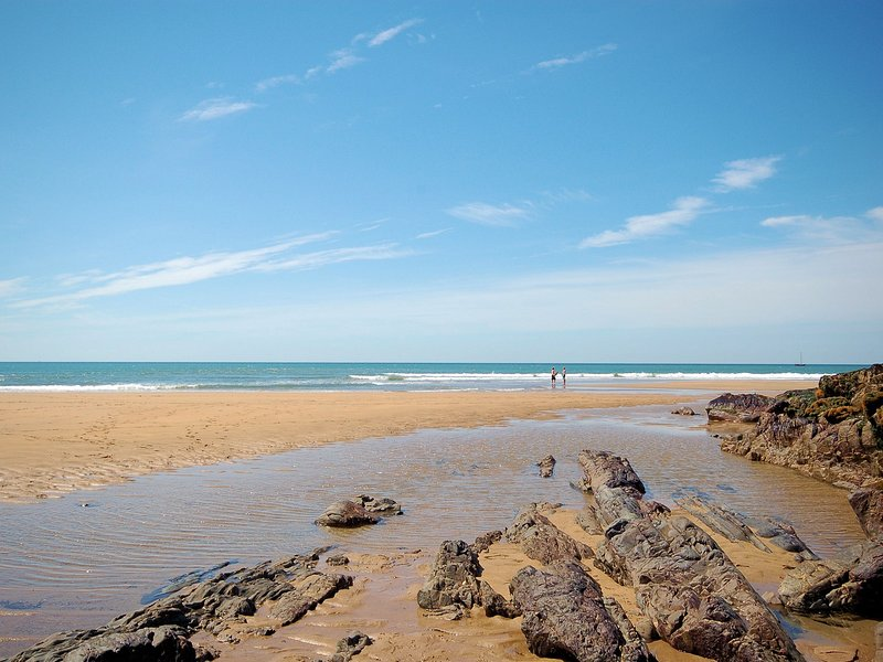 Bude,a short drive from the property