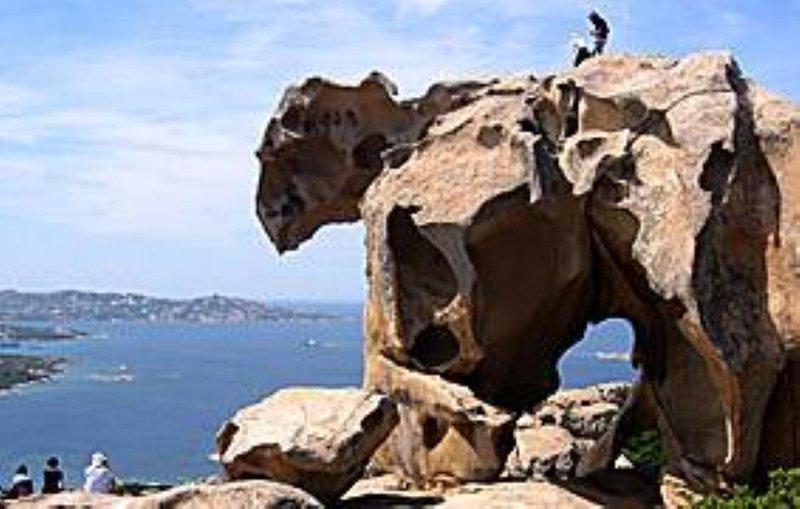 Toeristische attractie - Capo D'Orso