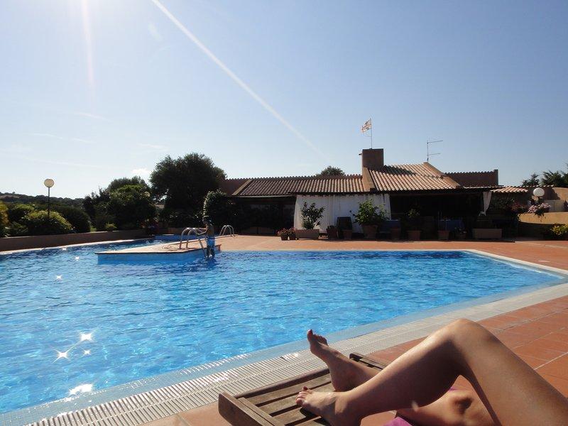 Dorp Zwembad - Gratis toegang