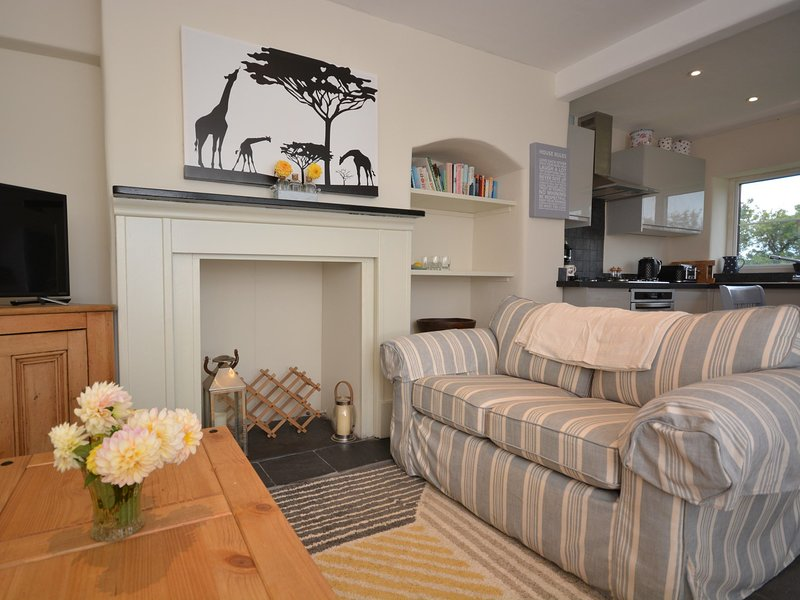 Light and airy open plan living