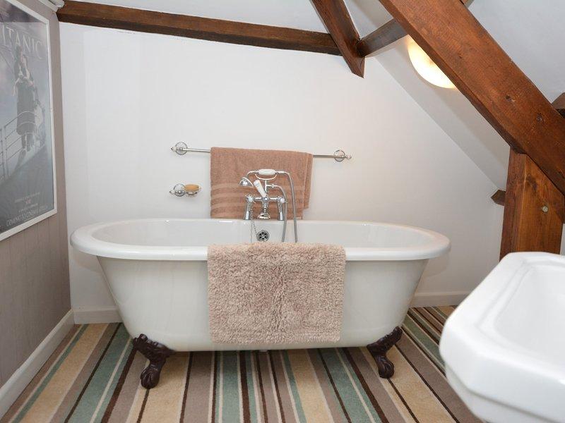 cuarto de baño de estilo tradicional