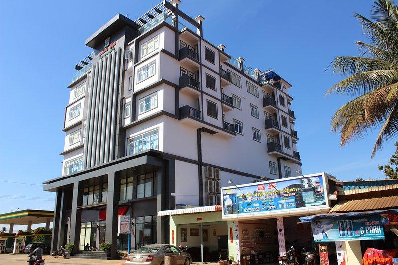 SETRA SUPERMARKET, holiday rental in Banlung
