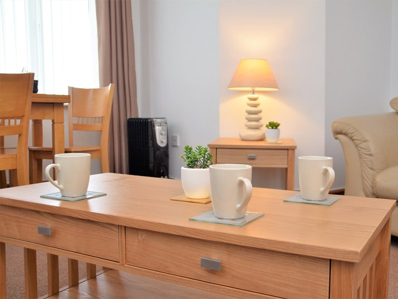 Enjoy a cup of tea after a day explroing the coastline