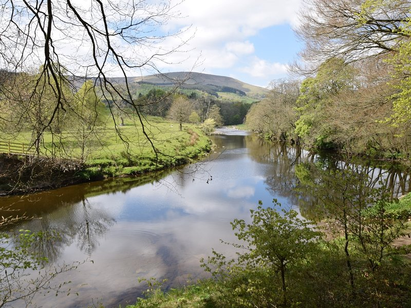 River Hodder at Whitewell just 3 miles away from the barn