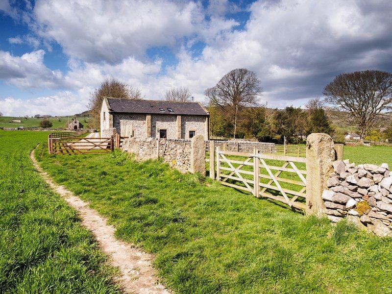 Beautiful rural barn