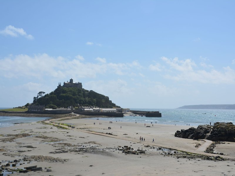 Local attraction St Michael's Mount