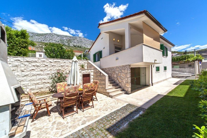 House with pool for rent, Dugi Rat, Split