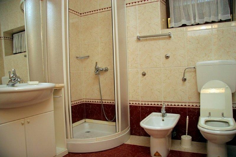 A1-crveni (4): salle de bain avec toilette