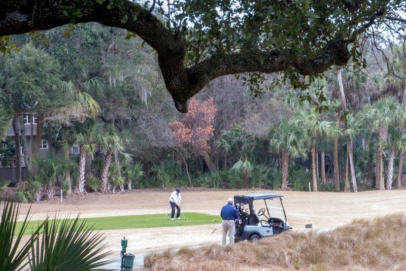 A golfers paradise!