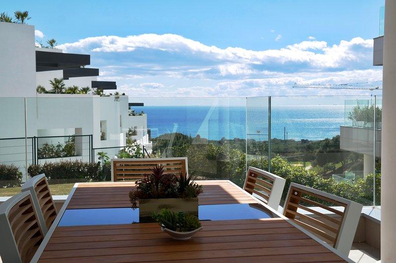 Beutiful vistas desde la terraza