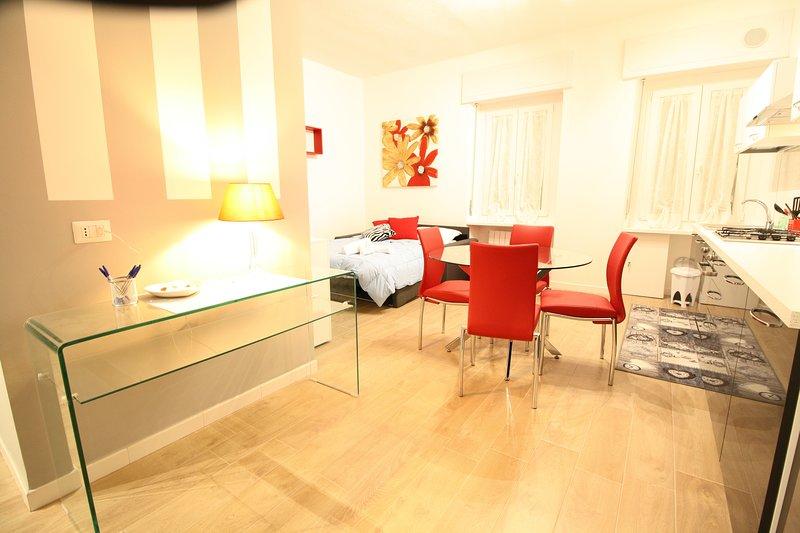 La vita è Bella, holiday rental in San Massimo