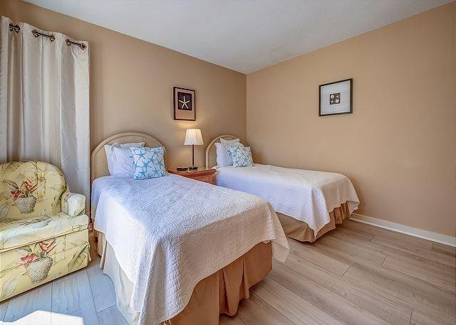 Dormitorio de invitados - 2 gemelos