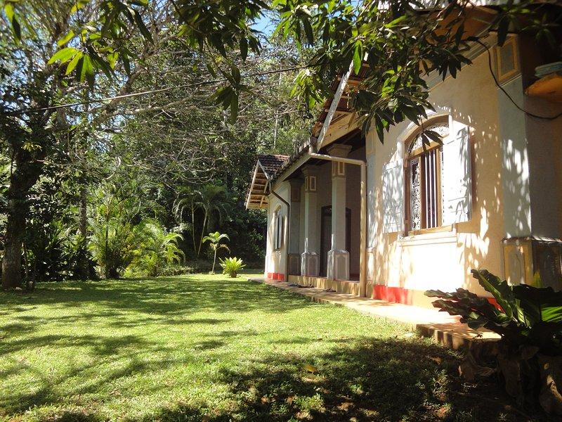 Soori Colonial Villa, holiday rental in Baddegama