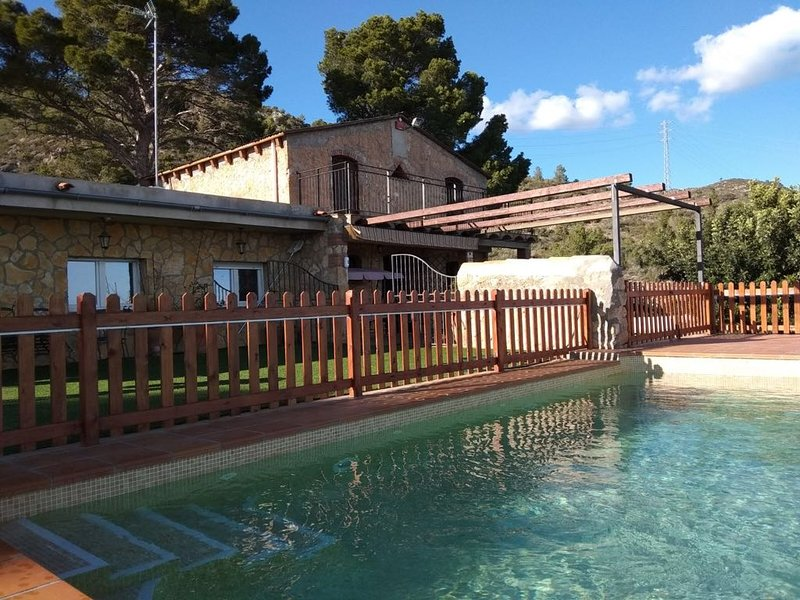 Can Sabate, holiday rental in Baix Camp