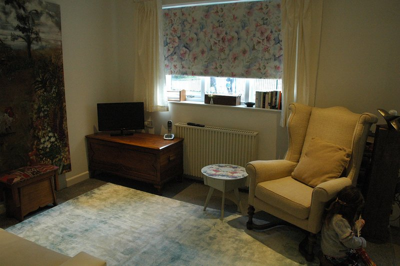 Living room - adjoined to kitchen