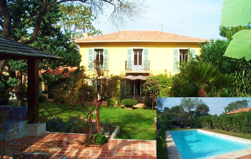 LA VILLA NICOISE VI1028, vacation rental in Villefranche-sur-Mer