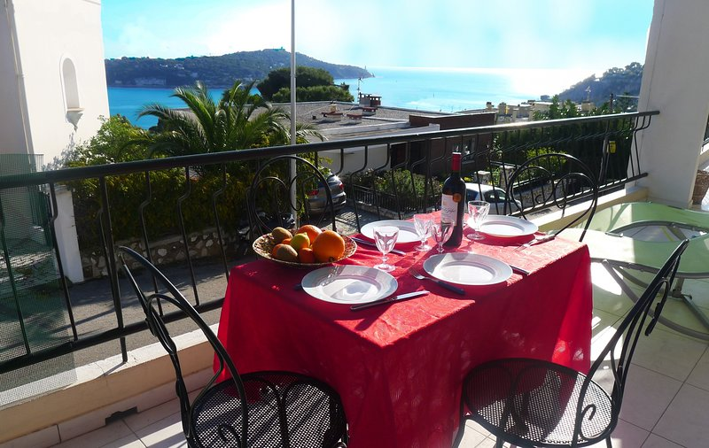 ST ESTEVE PANORAMA 1 AP3069 by RIVIERA HOLIDAY HOM, vacation rental in Villefranche-sur-Mer