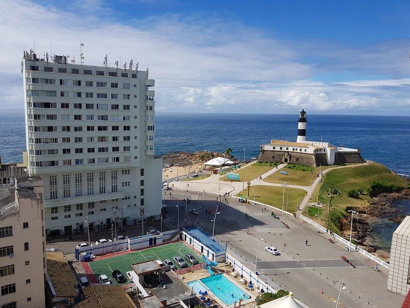 Apartamento - Farol da Barra, alquiler de vacaciones en Salvador
