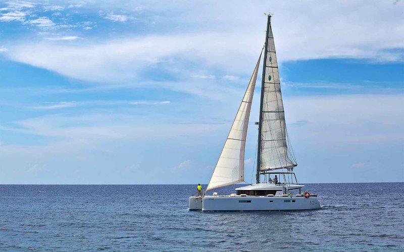 Yacht de luxe Croisière sur la côte nord de la Jamaïque