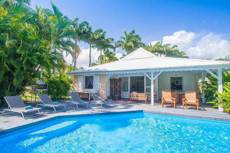 Villa Cezanne y piscina privada