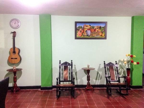 Caribbean room Folclor