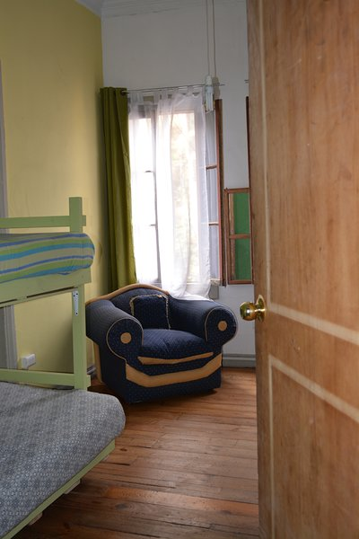 A Patrimonial Hostal located in the historic district in the heart of Valparaiso