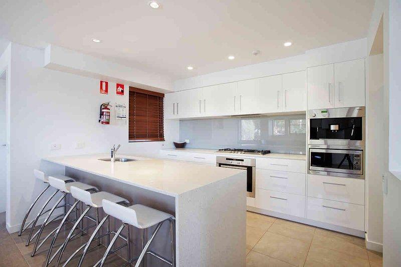 Elevation 2  Kitchen