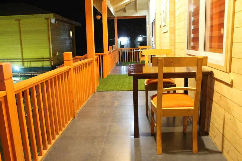 The Wooden Homes, vacation rental in Kotagiri