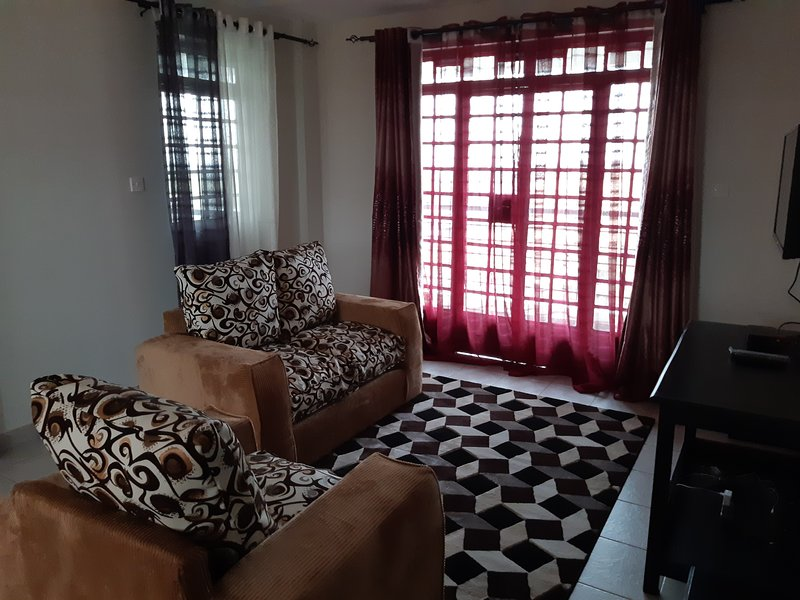 RosBerts Hommes Bedroom 2, alquiler vacacional en Central Province