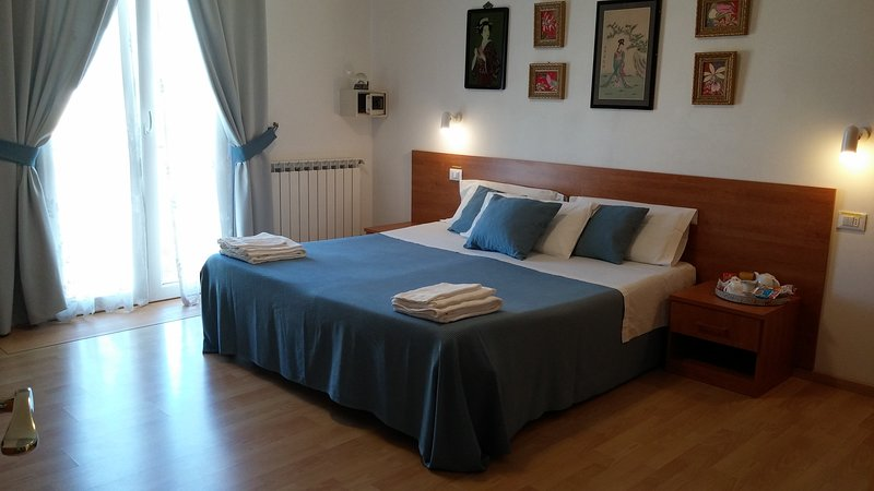 Double room DeLuxe for 2-3 pers., holiday rental in Quarto D'Altino