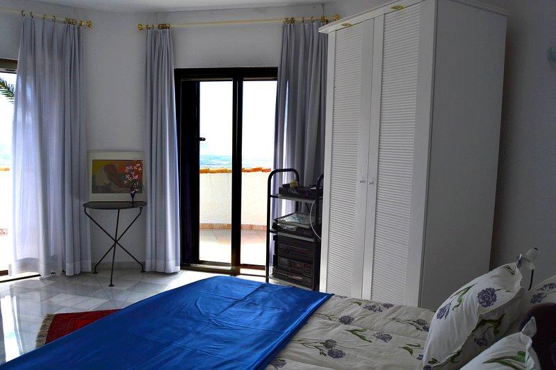 Sovrum på första våningen