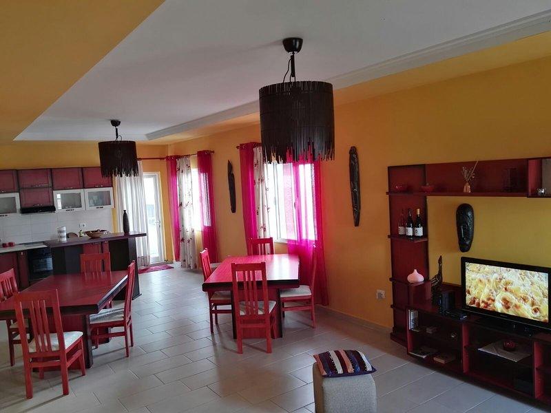 VALEALE APARTMENT, holiday rental in Tirana