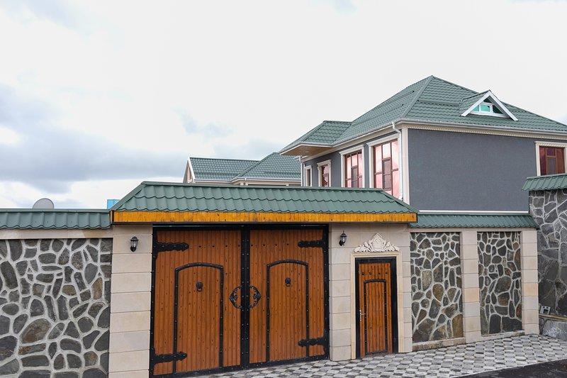 Familly Villa Gabala, holiday rental in Qabala