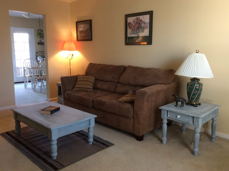 Masters Week 2Bedroom Condo, holiday rental in Graniteville