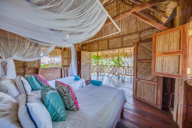 Eden on the Chocolata 3 - Comfortable and luxurious cabana in nature, location de vacances à Rivas