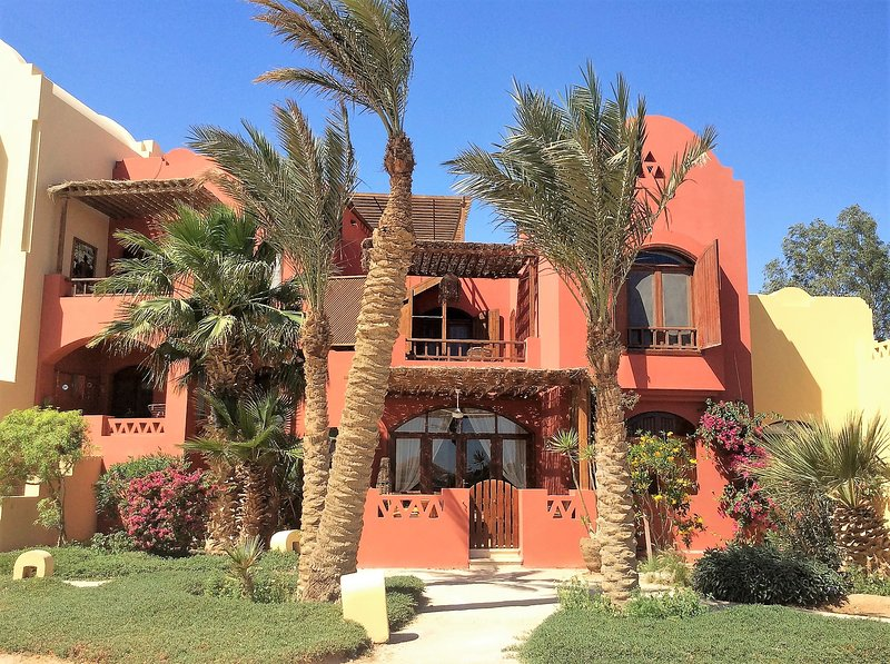 Villa Melody - Townhouse in West Golf -  El Gouna, Ferienwohnung in El Gouna