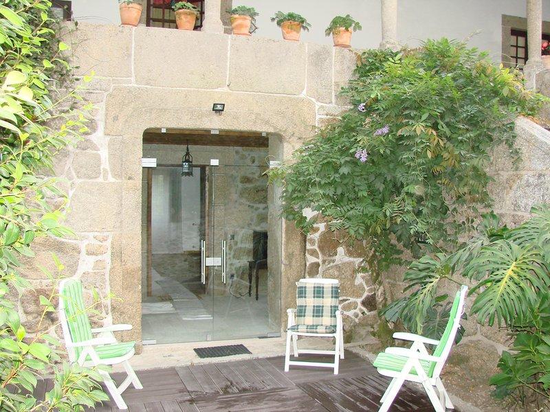 Alojamento na Quinta do Bravio, aluguéis de temporada em Forjães