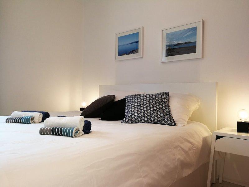 Chillax Apartment, Island Krk, holiday rental in Rasopasno