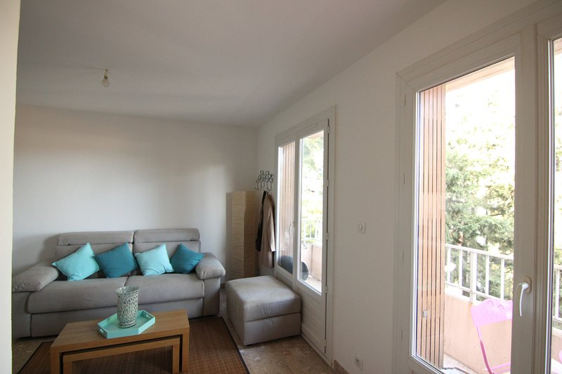 Studio portissol, holiday rental in Var