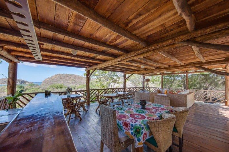Eden on the Chocolata 4 - Luxury wooden cabin near San Juan del Sur, location de vacances à Rivas