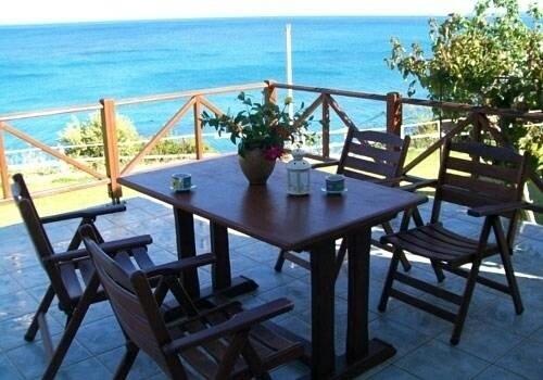 Panorama beach, holiday rental in Chrani