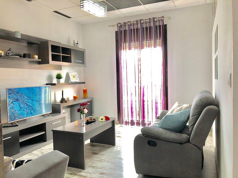 Apartamento Casa Rafi - Salón.