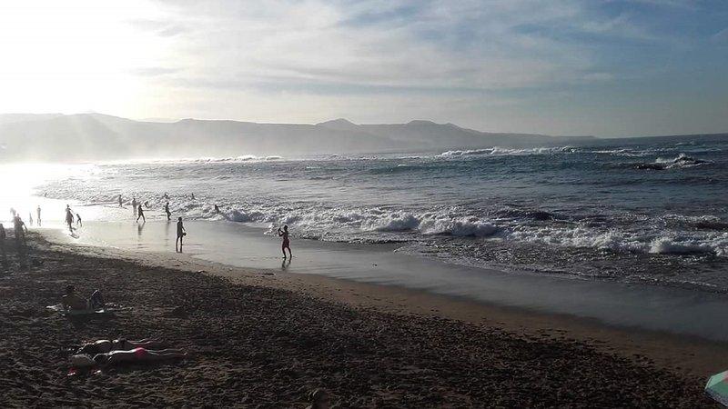 spiaggia di Las Canteras