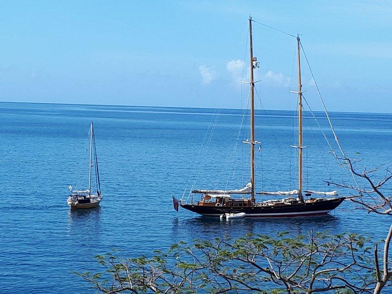 Anse à la barque Bouillante