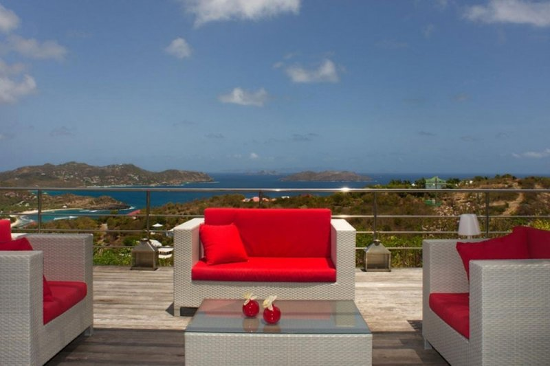 Villa Ti Agave | Ocean View - Located in Beautiful Vitet with Private Pool, Ferienwohnung in Anse de Lorient