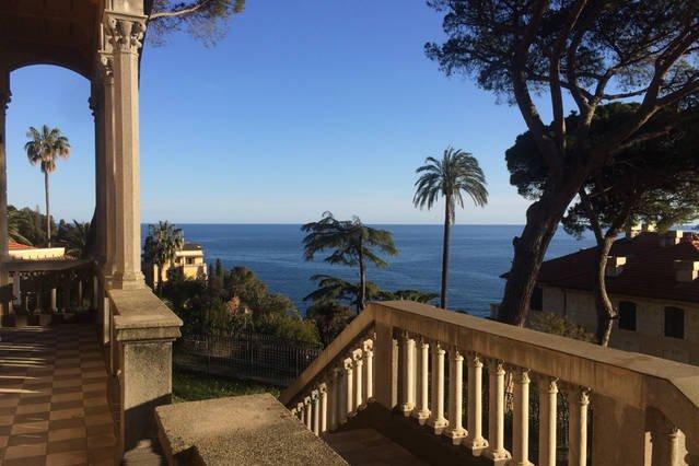 Villa Edoardo flat 2, holiday rental in Rapallo
